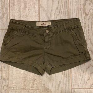 Hollister girls shorts